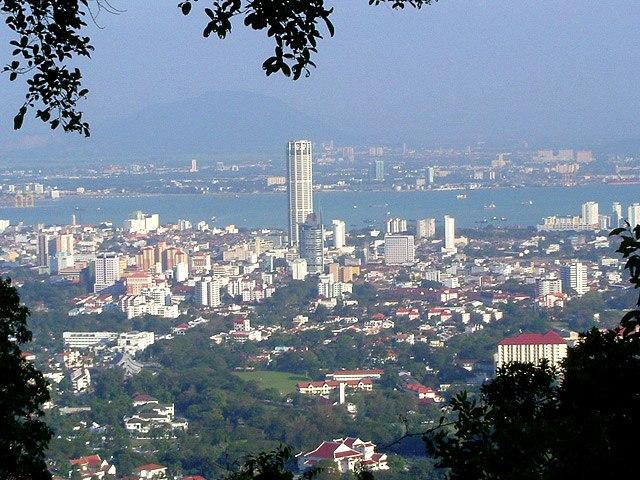 George Town, Penang (2004)
