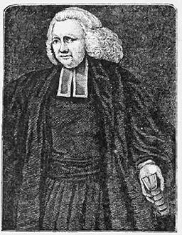 George Whitefield preach