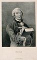 Georges Louis Leclerc, Comte de Buffon. Line engraving. Wellcome V0000890.jpg