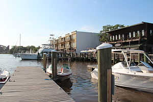 Georgetown, South Carolina - Georgetown harbor