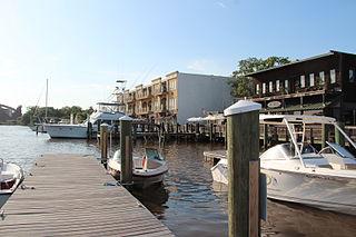 Georgetown, South Carolina Town in South Carolina, United States