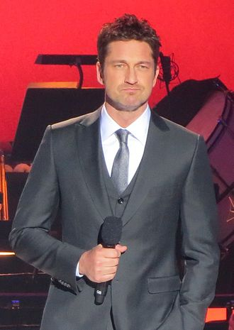Gerard Butler - Butler at the 2012 Nobel Peace Prize Concert in Oslo, Norway