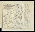 German map showing the path of cholera in Poland, 1831. Wellcome L0076254.jpg