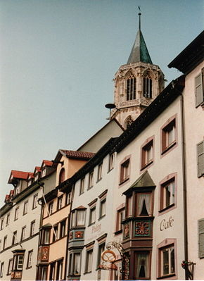 Germany Rottweil Main Street.jpg