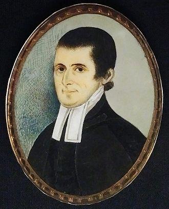 Gershom Mendes Seixas - Rev. Gershom Mendes Seixas, c. 1784