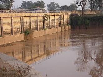 Ghaggar-Hakra River - Ghaggar in Haryana