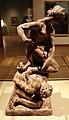 Giambologna (bottega), firenze che trionfa su pisa, terracotta, 1575-1700 ca.jpg