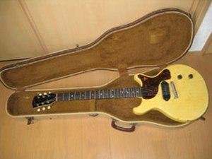 Gibson Les Paul Doublecut - 1959 Gibson Les Paul Junior (TV Yellow)