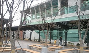 Gimhae International Airport station 2.jpg