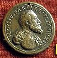Giovan federico Bonzagni, medaglia di Pierluigi Farnese.JPG