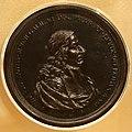 Giovanni battista foggini, medaglia di vincenzo viviani, 1701.jpg