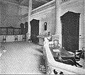 Glazier Memorial Building interior Chelsea MI c1915.jpg
