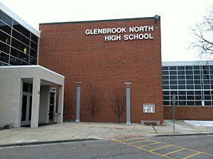Glenbrook North High School - Image: Glenbrook North 2