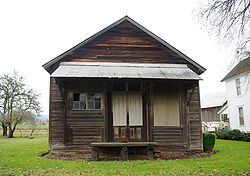Glencoe, Oregon building.JPG