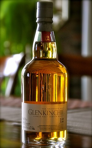 Glenkinchie distillery - Glenkinchie 12 years