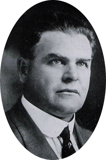Glenn Scobey Warner in 1921