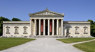 archaeological museum in Munich