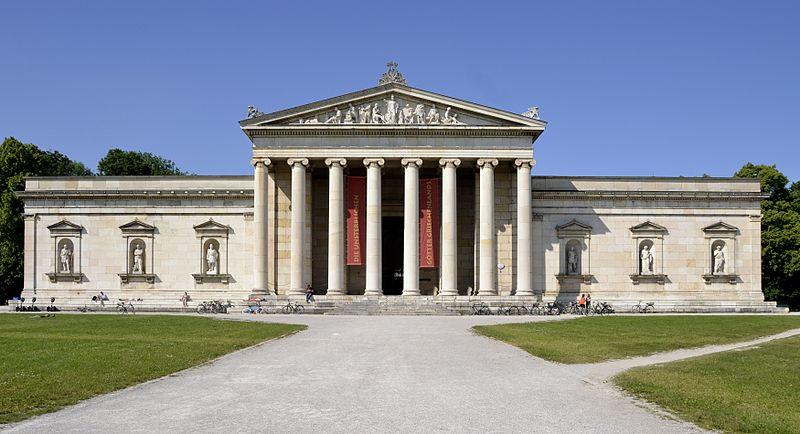 File:Glyptothek in München in 2013.jpg