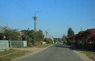 Gołąbek, Masovian Voivodeship Village in Masovian, Poland