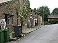Godley Hill, cottages - geograph.org.uk - 1471850.jpg
