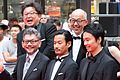 Godzilla Resurgence World Premiere Red Carpet- Hasegawa Hiroki, Takenouchi Yutaka, Anno Hideaki, Higuchi Shinji & Onoue Katsuro (27988934443).jpg