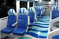Gold Class car in Dubai Metro in Dubai United Arab Emirates.jpg