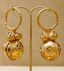 Ring Earrings Designs
