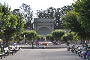 San Francisco Department of Public Works - Music Concourse in Golden Gate Park