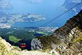 Gondola and Mt. Pilatus, Lucerne.jpg
