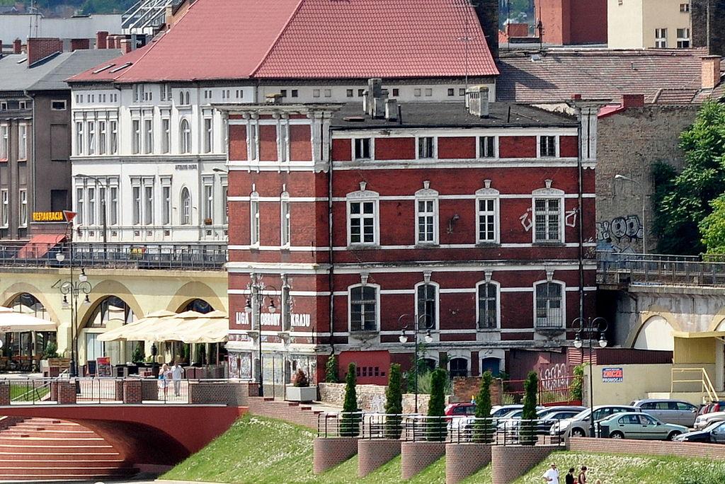 Gorzów Wlkp. ul. Nadbrzeżna 1