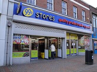 99p Stores - 99p Store in Gosport