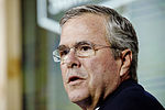 Governor of Florida Jeb Bush 1 at New Hampshire Education Summit The Seventy-Four August 19th, 2015 by Michael Vadon 09.jpg