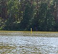 Grūdos ežeras, riboženklis.JPG