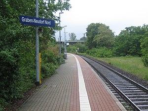 Bücherei Graben Neudorf