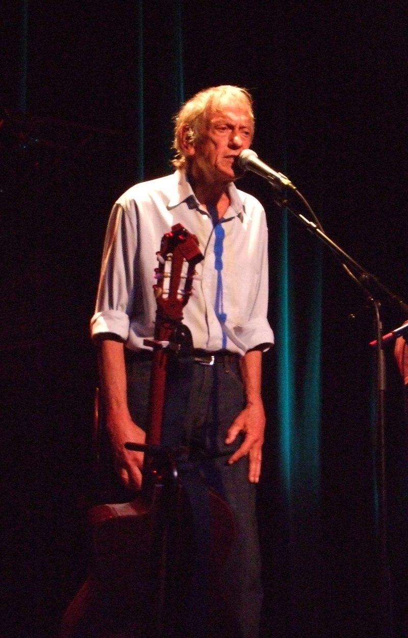 Graeme Allwright, 2007 | Photo : Wikimedia Commons