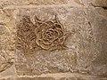 Grafiti en la cárcel de la Inquisición de Malta - rosa.jpg