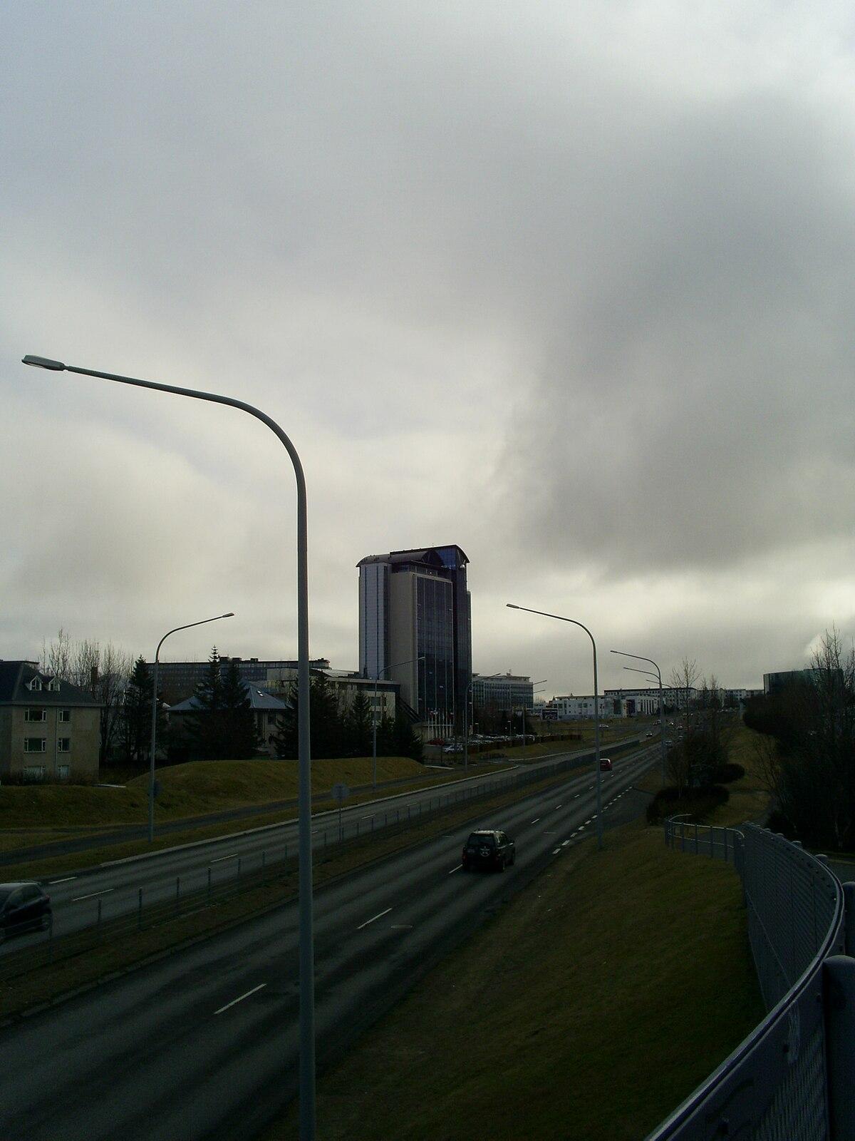 Grand Hotel Iceland Reykjavik