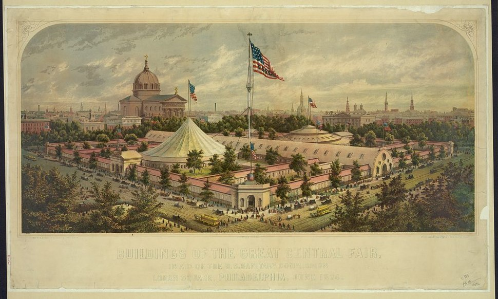 Great Sanitary Fair 1864