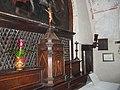 Greccio - Santuario del Presepe - San Francesco (12085673255).jpg
