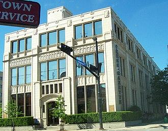 Green Bay Press-Gazette - Image: Green Bay Press Gazette Building