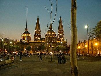 Guadalajara centro Link