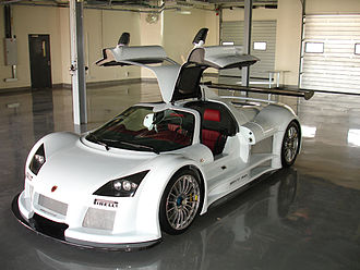 Gumpert Apollo - Pre-production car