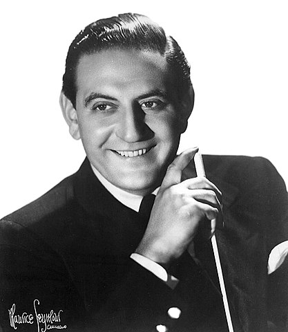 Photo of band leader Guy Lombardo