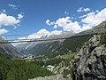 Hängebrücke Zermatt - Gletschergarten - SkyPromenade.com - panoramio (2).jpg