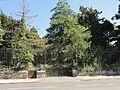 Hérouville (92), portail de l'ancien parc du château.JPG