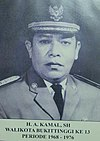 H.A. Kamal, Mayor of Bukittinggi, 1968—1976.jpg