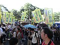 HK Causeway Road July 1 march 2010 民協 HK Association for Democracy and People's Livelihood ADPL 01.JPG
