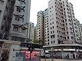 HK Kln 九龍城 Kowloon City 土瓜灣 To Kwa Wan 馬頭角道 Ma Tau Kok Road near 炮杖街 Pau Chung Street buildings June 2020 SS2 03.jpg