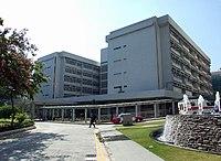 HK TheKowloonHospital WestWing.JPG
