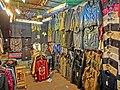 HK Yau Ma Tei 廟衙 夜市 攤販 Temple Street night 66 stall Apr-2013 male clothing.JPG